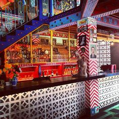 Motel mexicola - bali, indonésia