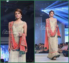 Pantene Bridal Couture Week 2013  Designer- Asifa and Nabeel