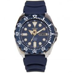 Seiko 5 Sports Automatic Mens Watch SRP605J2 SRP605J Seiko 5 Sports Automatic, Seiko Automatic, Automatic Watches For Men, Stainless Steel Watch, Stainless Steel Bracelet, Sports 5, Seiko Men, Casio G Shock, Seiko Watches