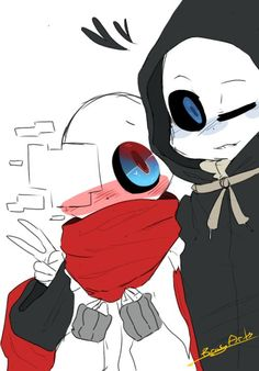 71 Best Reaper x Geno images in 2019 | Undertale au