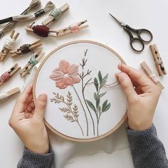 Вышивка l Embroidery l Nakış ( Floral Embroidery Patterns, Simple Embroidery, Modern Embroidery, Hand Embroidery Patterns, Cross Stitch Embroidery, Broderie Simple, Bordado Floral, Crochet, Crafts