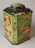 old tin - Van Melle Toffees- NV Woud & Bekkers blikfabrieken 1928-1930