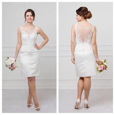 Le Moos White Dress, Formal Dresses, Fashion, Bridle Dress, Dresses For Formal, Moda, Formal Gowns, Fashion Styles, Formal Dress