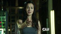 Arrow - Celina Jade as Shado - Three Ghosts Arrow Cw, Team Arrow, Celina Jade, Cw Crossover, Comic Book Superheroes, Comic Books, The Cw Series, Cw Dc, Islands In The Pacific