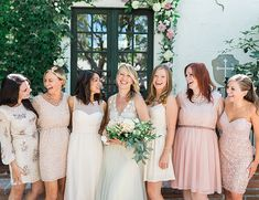 Garden Villa Wedding - Inspired By ThisInspired By This