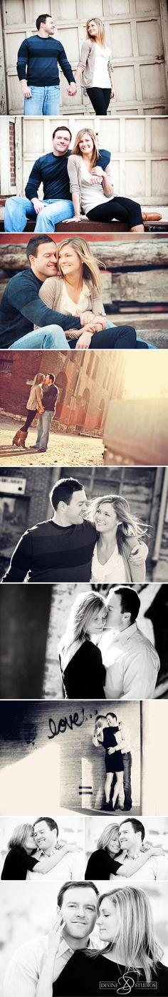 Cute Couples-engagement-photographers-kansas city-devine studios