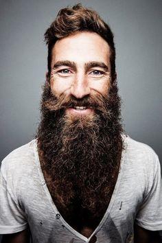barba larga desdejada