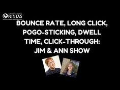 Bounce Rate, Long Click, Pogo-Sticking, Dwell Time, Click-Through: Jim & Ann Show - http://360phot0.com/bounce-rate-long-click-pogo-sticking-dwell-time-click-through-jim-ann-show/