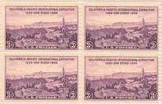Ca Pac International Exposition Set of 4 x 3 Cent US Postage Stamp NEW Scot 773 . $1.19. One set of four (4)Ca Pac International Exposition  4 x 3 Cent postage stamps Scot #773 Stamp Collecting, Postage Stamps, Vintage World Maps, Hobbies, California, Games, Toys, Plays, The California