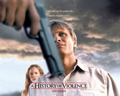 A History of Violence lobby card