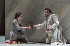 Stéphanie d'Oustrac shines as Sesto in Willy Decker's Paris Clemenza di Tito (Clémence de Titus) - (c) Sébastien Mathé - Opéra National de Paris http://ift.tt/2jcggh6