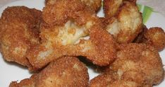 Breaded cauliflower from the oven - healthy recipes - Kochen - Asian Recipes Fish Recipes, Asian Recipes, Healthy Recipes, Ethnic Recipes, Oven Recipes, Simple Recipes, Benefits Of Potatoes, Pan Fried Fish, Cauliflower Bread