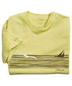 Windansea - Citron Pima Shirt