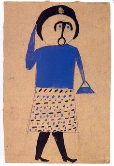 Outsider artist Bill Taylor