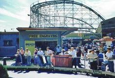 Edgewater Park Detroit, MI - was open when I was a teen in Detroit. Been closed for years. Remember it well ~~ fun times