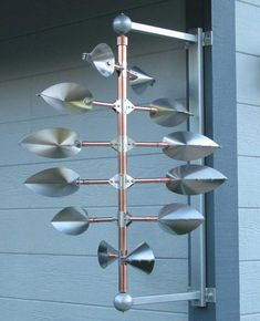 Lake City Kinetic Wind Sculpture