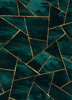 Art Deco Wallpaper, Framed Wallpaper, Flower Background Wallpaper, Cute Patterns Wallpaper, Wallpaper Backgrounds, Blue And Gold Wallpaper, Background Ideas, Tapete Gold, Art Moderne