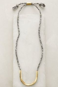 The Things We Keep Mariner Necklace #anthrofave