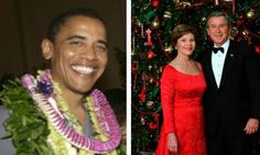 W.H. reporter reflects on how George Bush was 'Santa,' Obama is 'Scrooge' at Christmas 12-26-14