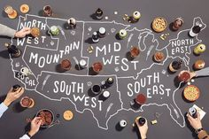 Where the Beers Are: A Region-by-Region Guide to U.S. Craft Brews