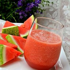 """Watermelon Delight   """"Five stars all the way around, for simplicity and ease of preparation, for presentation, and for pure, refreshing deliciousness."""""""