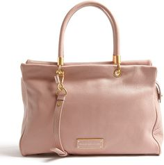 Marc by Marc Jacobs Nude Too Hot To Handle Ultimate Leather