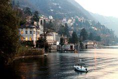 Panorama - Lake Como