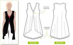 Really amazing for garb patterns OR mundane-wear :)