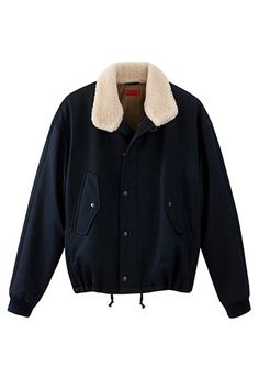 The Complete Fall 2014 A.P.C. Kanye Collection Bomber jacket, $780