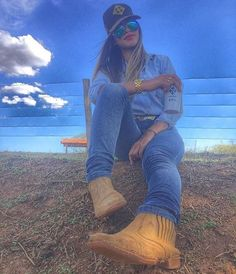 Cute Cowgirl Outfits, Cute Country Outfits, Hot Country Girls, Southern Outfits, Rodeo Outfits, Country Women, Western Outfits, Classy Outfits, Chic Outfits