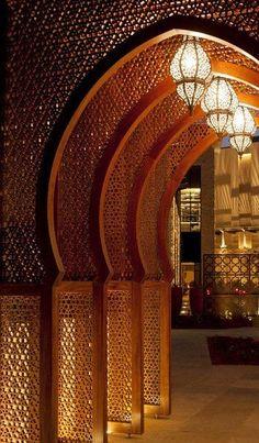 Morocco.. #arabesque #architecture