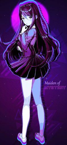 Yuri, Doki Doki Anime, Psychological Horror, Cute Games, New Backgrounds, Literature Club, World Of Books, Best Waifu, Second Best