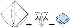 Simple instructions to make the beautiful origami crane