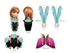 Centro de mesa de Cenicienta o Elsa o Ana o cualquier princesa   Aprender manualidades es facilisimo.com