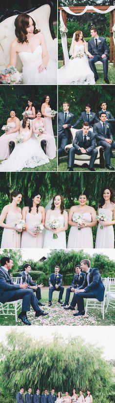 Emma & Sam's Romantic Bunker Bay Wedding (from Ben Yew)