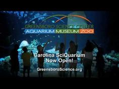 GSC SciQuarium Now Open