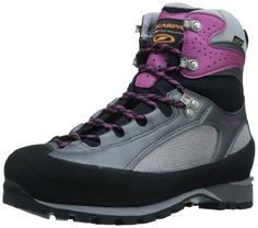 Scarpa Women's Charmoz Pro GTX WMN Trekking Boot,Silver/Dahlia,38 EU/7 M US -- For more information, visit image link.