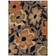 I pinned this Whitney Rug in Multi from the Oak Orchard Studios event at Joss and Main!