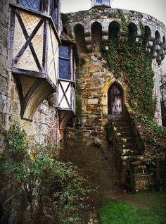 Medieval castle in Kent, England