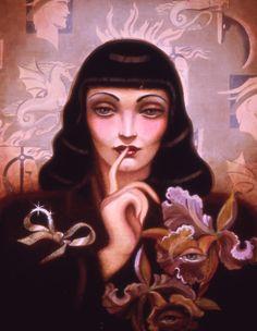 Film Noir, by mel odom