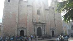 Iglesia Zocalo Merida