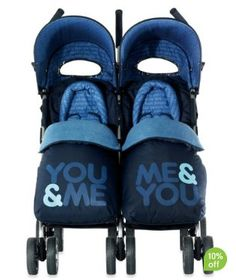 I really want a double stroller for T and Lex, so when it gets nicer I can go for Jogs during the day