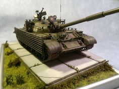 Т 62 — Каропка.ру — стендовые модели, военная миниатюра Maquette Revell, T 62, Military Vehicles, Community, Model Kits, Destinations, Viajes, Army Vehicles