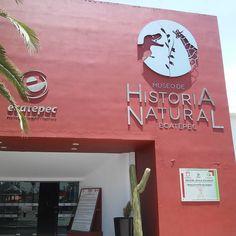Desde el Museo de historia natural de ecatepec #Familiaventurera