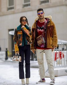 Look of the Day: The Return of Patchwork - Super Vaidosa Cool Street Fashion, Street Style, What I Wore, Streetwear Fashion, Jeans, Casual Looks, Winter Outfits, Street Wear, Fashion Outfits