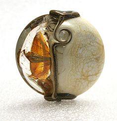 sherry bellamy lampwork bead glass beadsring around pinterest spin beads and glass