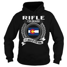 Rifle, Colorado - Its Where My Story Begins