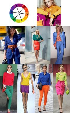 Women S Fashion Dropshippers Usa Key: 5620966886 Colour Combinations Fashion, Color Combinations For Clothes, Fashion Colours, Colorful Fashion, Paris Outfits, Fashion Outfits, Womens Fashion, Colourful Outfits, Mode Style