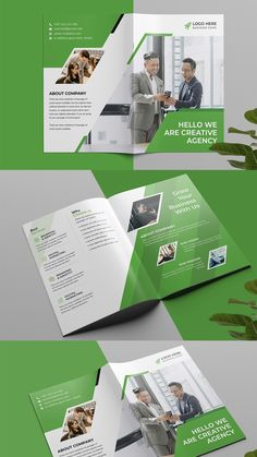 This Corporate Tri-fold Brochure template is suitable for a creative and corporate agency. It's made with Photoshop and easily editable text, logo, color, image, and all layers are properly organized. In this PSD file. #brochure #bifold #bifold_brochure #brochure_template #proposal #annualreport #squre_brochure #bifold_design #elegant #flyer #corporate_bifold #business_bifold a4_brochure #brochure_template #corporate #business #advertising #company_profile #multipurpose #promotion #markting Bi Fold Brochure, Brochure Design, Brochure Template, Company Profile Design, Social Media Poster, Proposal Ideas, Corporate Business, Tri Fold, Logo Color