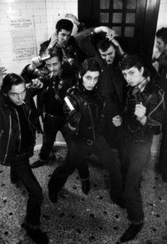 Chelsea Bridge Rockers